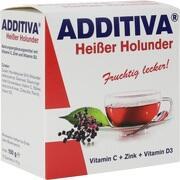 ADDITIVA heißer Holunder Pulver