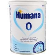 HUMANA 0 Pulver