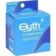 KINESIOLOGIE Tape Elyth 5 cmx5 m blau