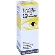 SOPHTAL-COMOD 1 mg/ml Augentropfen
