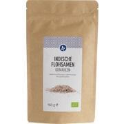 FLOHSAMEN INDISCH gemahlen Bio Pulver