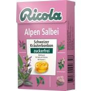 RICOLA o.Z.Box Salbei Alpen Salbei Bonbons