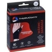 THERMOSKIN Wärmebandage Handgelenk verstellbar