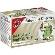H&S Bio Baby- u.Kindertee Atme sanft durch Fbtl.