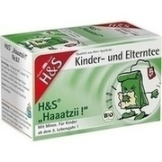 H&S Bio Haaatzii Kinder- und Elterntee Filterbeut.