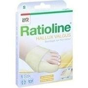 RATIOLINE Hallux valgus Bandage zur Korrektur Gr.S