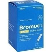 BROMUC akut 200 mg Hustenlöser Plv.z.H.e.L.z.Einn.