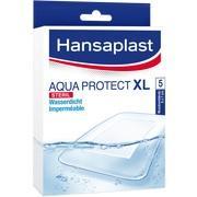 HANSAPLAST Aqua Protect XL Pflaster 6x7 cm