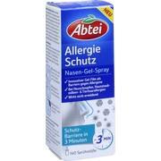 ABTEI Allergie Schutz Nasen-Gel-Spray