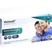 VEROVAL Darm-Vorsorge Selbsttest