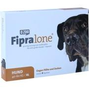 FIPRALONE 402 mg Lsg.z.Auftropf.f.sehr gr.Hunde