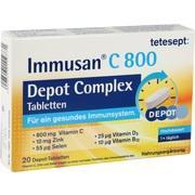 TETESEPT Immusan C 800 Depot Complex Tabletten
