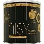 NISY Diät Shake Pulver neutral 28 Portionen