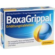 BOXAGRIPPAL Erkältungstabletten 200 mg/30 mg FT