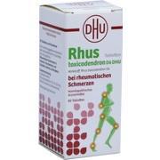 RHUS TOXICODENDRON D 6 Tabl.bei rheumat.Schmerzen