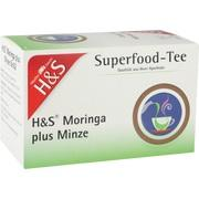 H&S Moringa plus Minze Filterbeutel