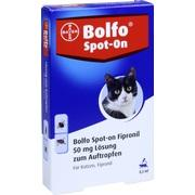 BOLFO Spot-On Fipronil 50 mg Lsg.f.Katzen