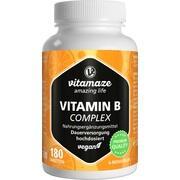 VITAMIN B-Complex hochdosiert vegan Tabletten