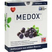 MEDOX Anthocyane aus wilden Beeren Kapseln