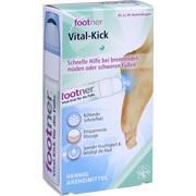 FOOTNER Vital-Kick für die Füße Dosierschaum