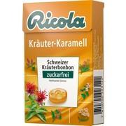 RICOLA o.Z.Box Kräuter-Karamell Bonbons