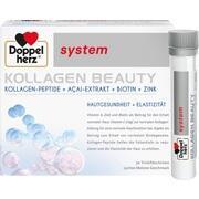 DOPPELHERZ Kollagen Beauty system Ampullen