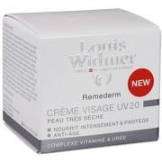 WIDMER Remederm Gesichtscreme UV 20 leicht parf\u2