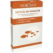 NORSAN Fettsäure-Analyse Selbsttest
