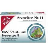 H&S Schlaf- und Nerventee N Filterbeutel