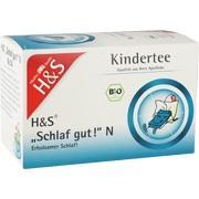 H&S Bio Kindertee Schlaf gut N Filterbeutel