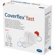 COVERFLEX fast Schlauchverb.Gr.1 3,5 cmx10 m wei\s