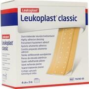 LEUKOPLAST Classic Pflaster 4 cmx5 m Rolle
