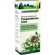 PASSIONSBLUMENKRAUT naturreiner Heilpflanzensaft