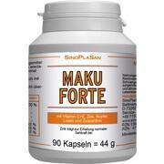 MAKULA FORTE Zeaxanthin/Lutein Kapseln