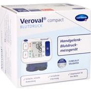 VEROVAL compact Handgelenk-Blutdruckmessgerät