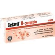 CEFAVIT B complete Filmtabletten