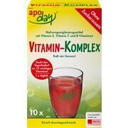 APODAY Vitamin-Komplex Kirsch-Aronia zuckerfr.Plv.