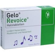 GELOREVOICE Halstabletten Cassis-Menthol Lut.-Tab.