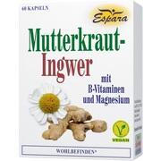 MUTTERKRAUT-INGWER Kapseln
