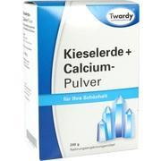 KIESELERDE+CALCIUM-Pulver
