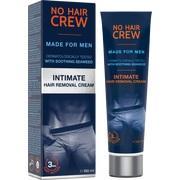 NO HAIR CREW Enthaarungscreme f.Männer Intimber