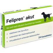 FELIPREN akut Kautabletten bei Durchfall f.Hunde