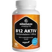 B12 AKTIV 1.000 μg vegan Tabletten