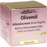 OLIVENÖL INTENSIVCREME Rose legere LSF 20