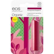 EOS Organic Lip Balm pomegranate raspberry Stick