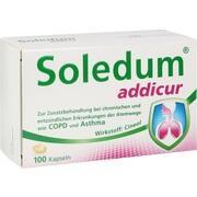 SOLEDUM addicur 200 mg magensaftres.Weichkapseln