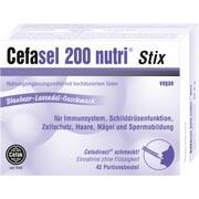 CEFASEL 200 nutri Stix