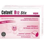 CEFAVIT B12 Stix Granulat