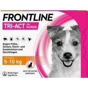 FRONTLINE Tri-Act Lsg.z.Auftropfen Hunde 5-10 kg