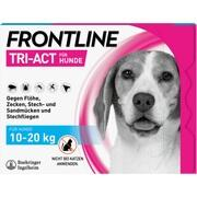 FRONTLINE Tri-Act Lsg.z.Auftropfen Hunde 10-20 kg